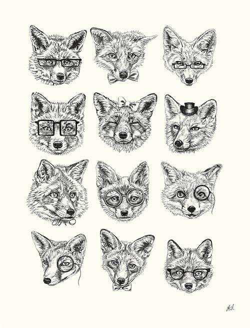 Animal Portrait III