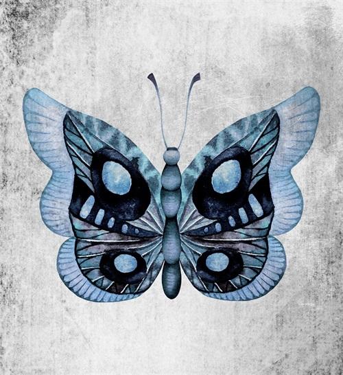 Blue Butterfly Ⅰ
