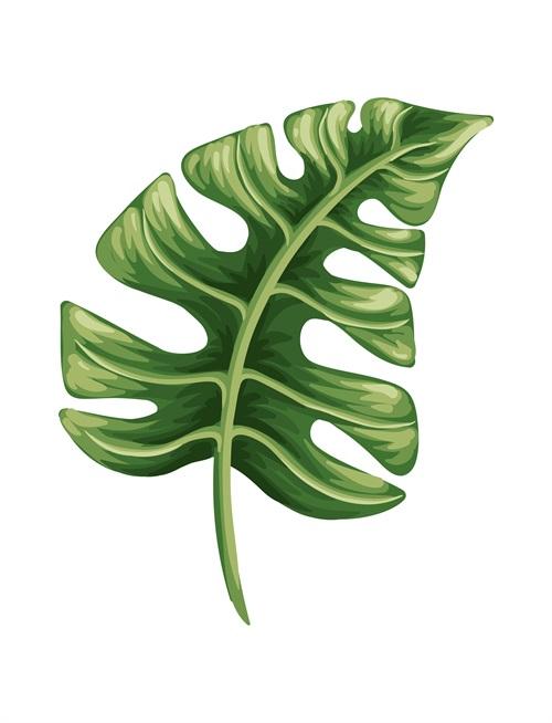 Gold Foil Leaf Ⅵ