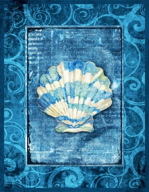 Blue Shell Ⅰ
