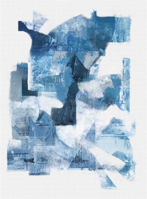 Into The Blue I