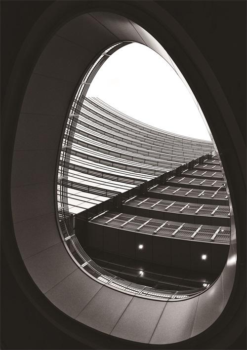 B&W Architecture  II