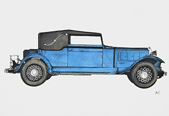 Classic Cars Collection  IV