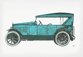 Classic Cars Collection  VI