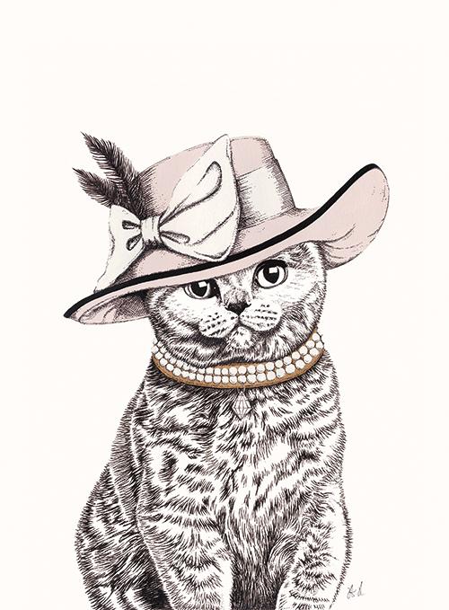 British Themed Animal
