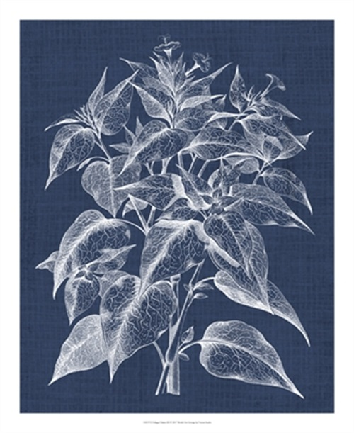 Foliage Chintz VI