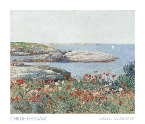 Poppies,Isles Of Shoals,1891