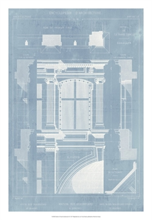 Details Of French Architecture II