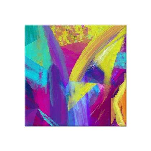Color Block VII
