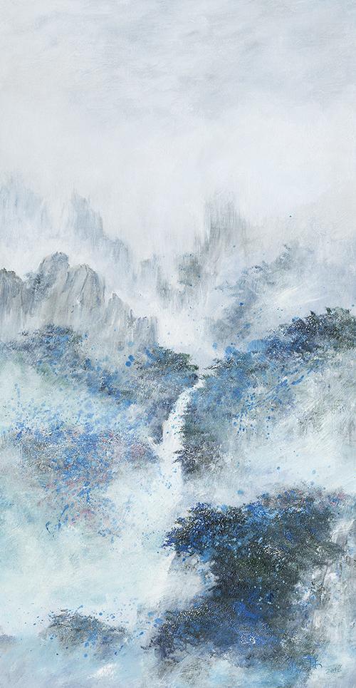 Chinoiserie Landscape V
