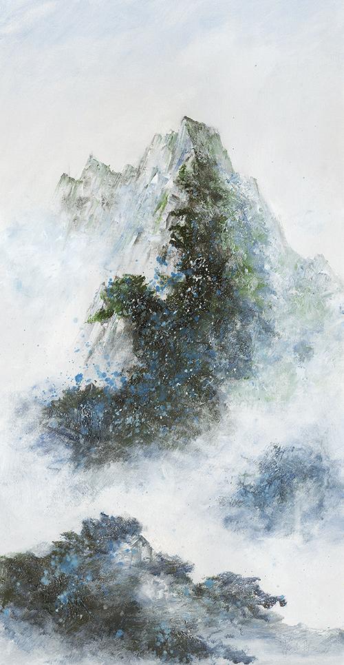 Chinoiserie Landscape IV