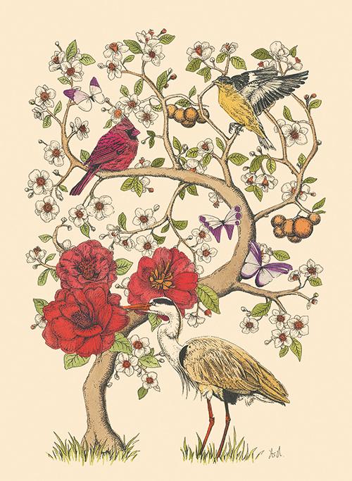 Tree of Life Ⅰ