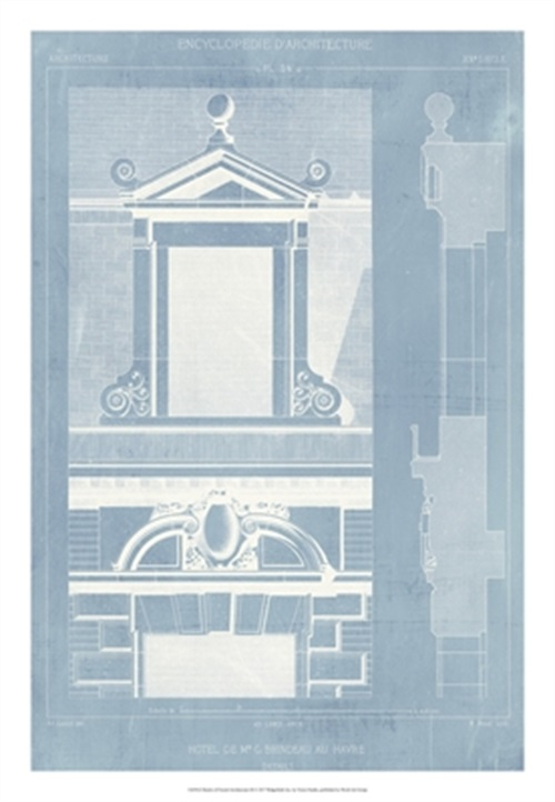 Details Of French Architecture III