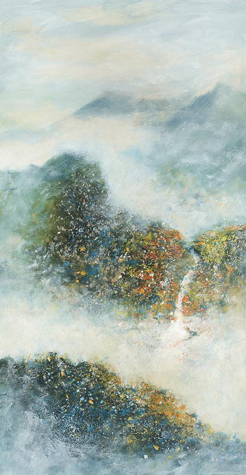 Chinoiserie Landscape VI