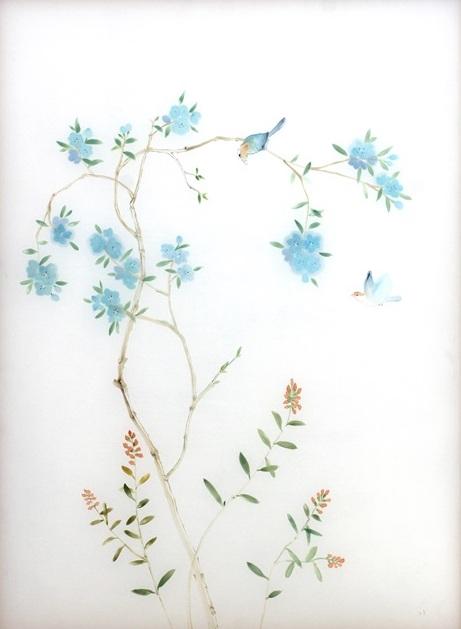 Flower Layers II