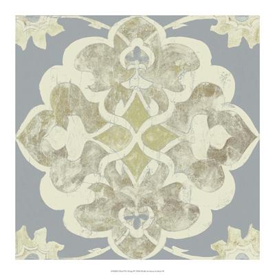 Pastel Tile Design III