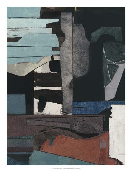 Mid-Century Collage I