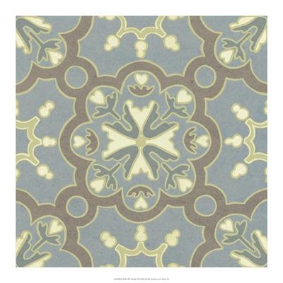 Pastel Tile Design I