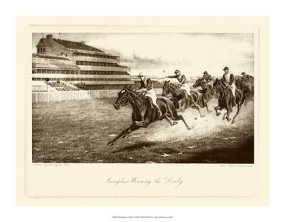 Winning the Derby