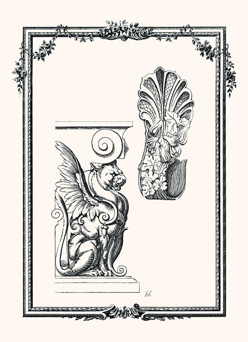 Decoration Detail II