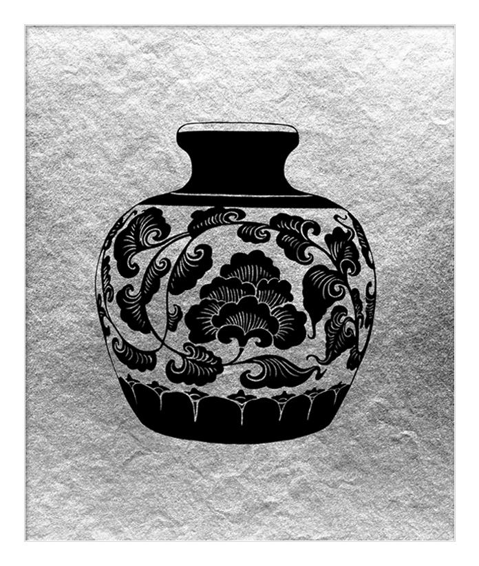 Chinese Vase Ⅲ