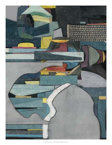 Mid-Century Collage III