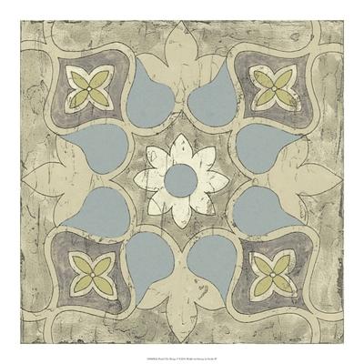 Pastel Tile Design II