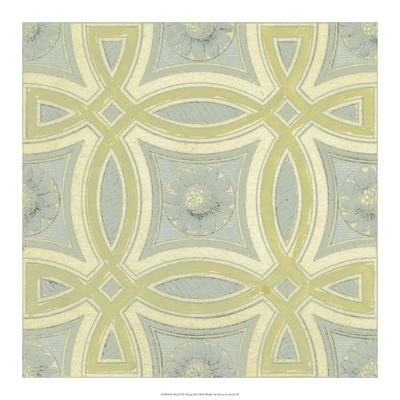 Pastel Tile Design IV