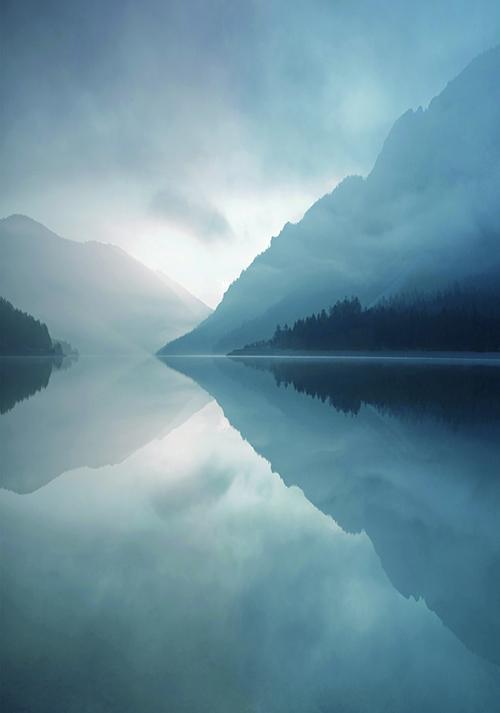 Lake Scene II
