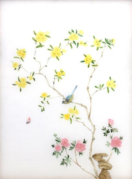 Flower Layers III