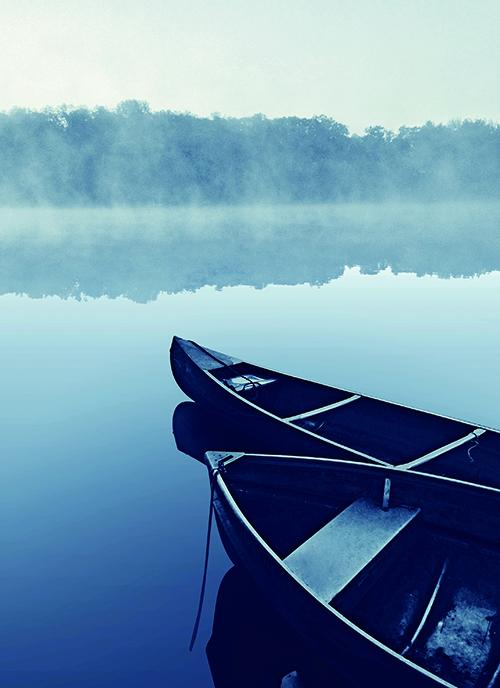 Lake Scene VII