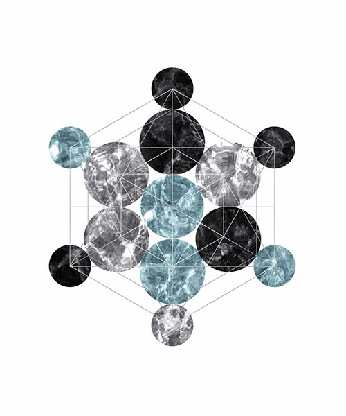 Starry Sky In Snowflake Ⅳ