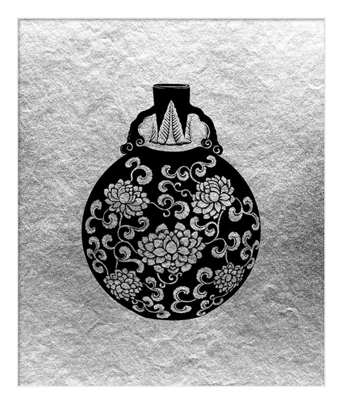 Chinese Vase Ⅱ