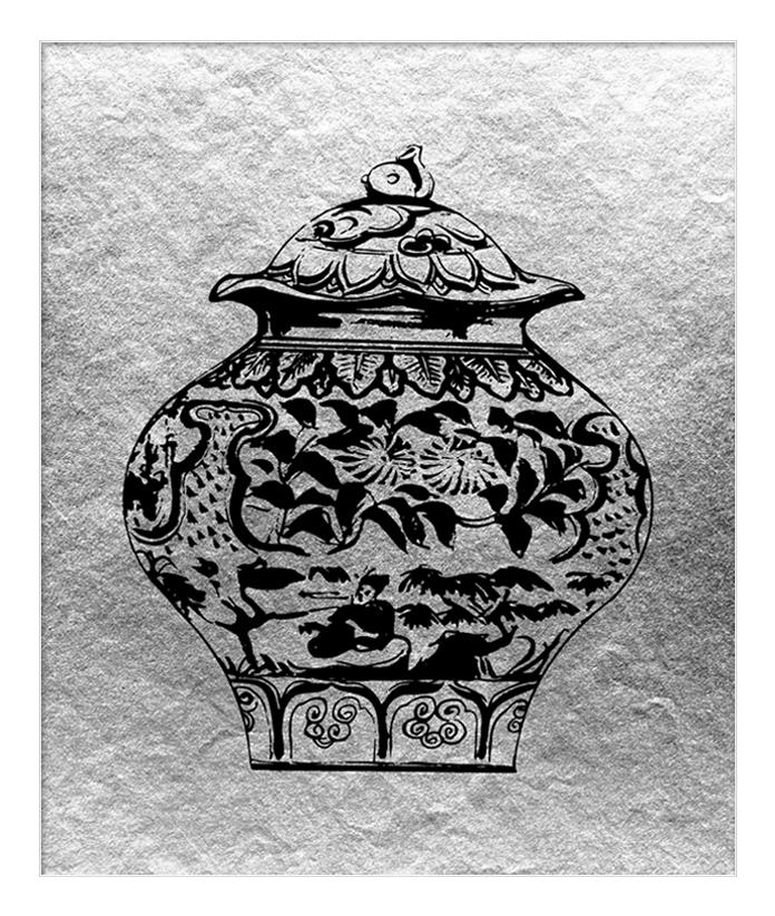 Chinese Vase Ⅰ