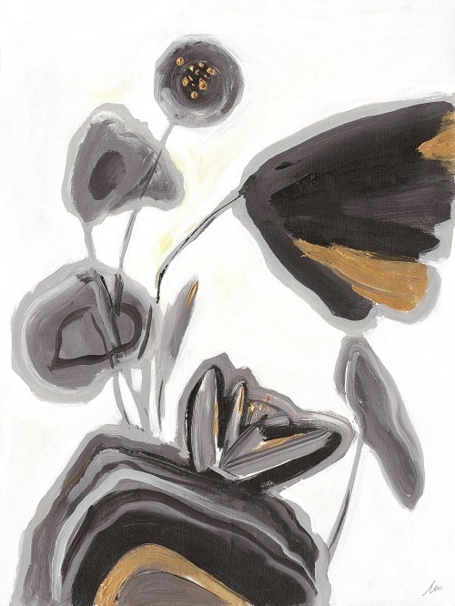 Abstract Lotus IV