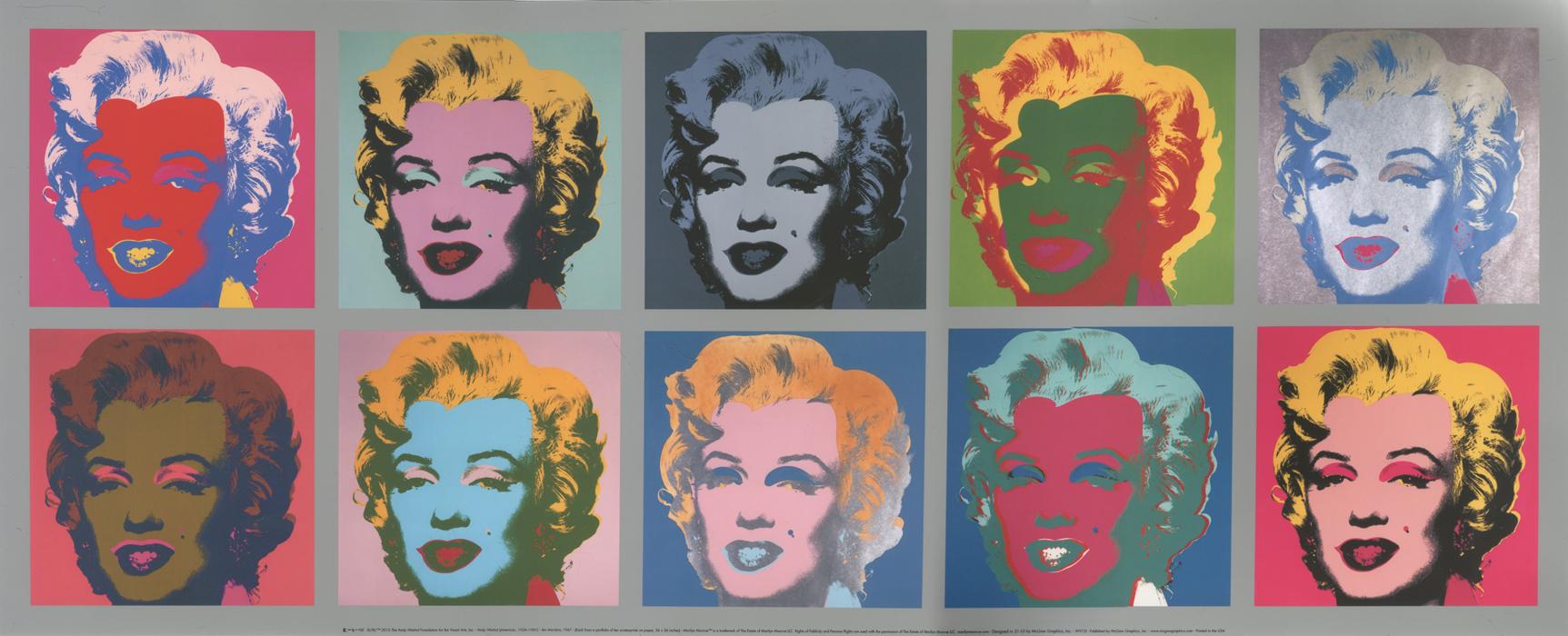 Marilyn Monroe Portrait