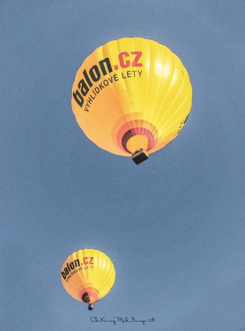 Blue Sky Balloon