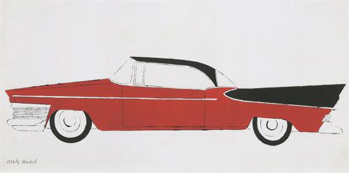 Car, c.1959 (red)