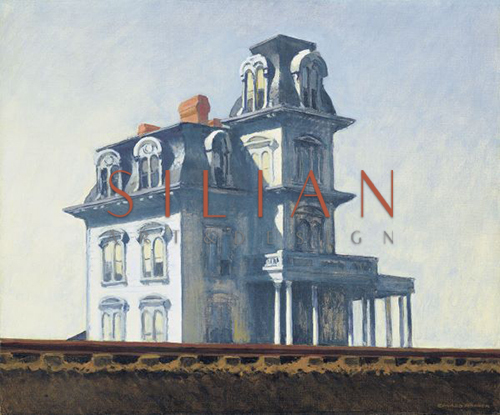 House by the Railroad, 1925