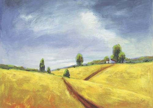 Rural Landscape VI