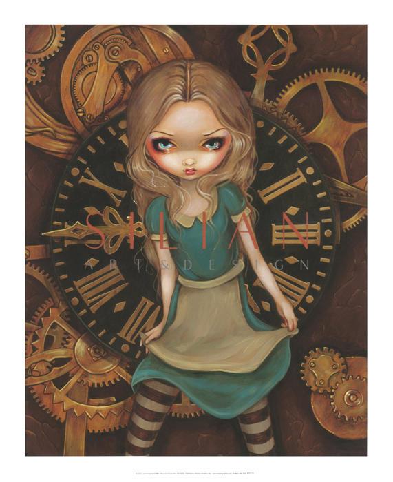 Alice and Clockworks