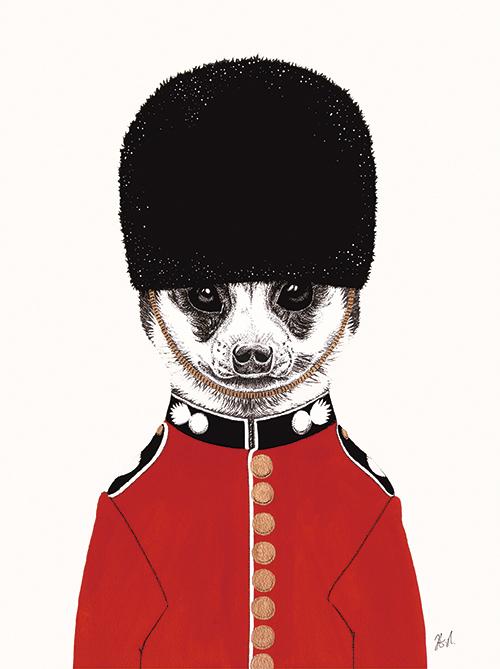British Themed Animal Ⅵ