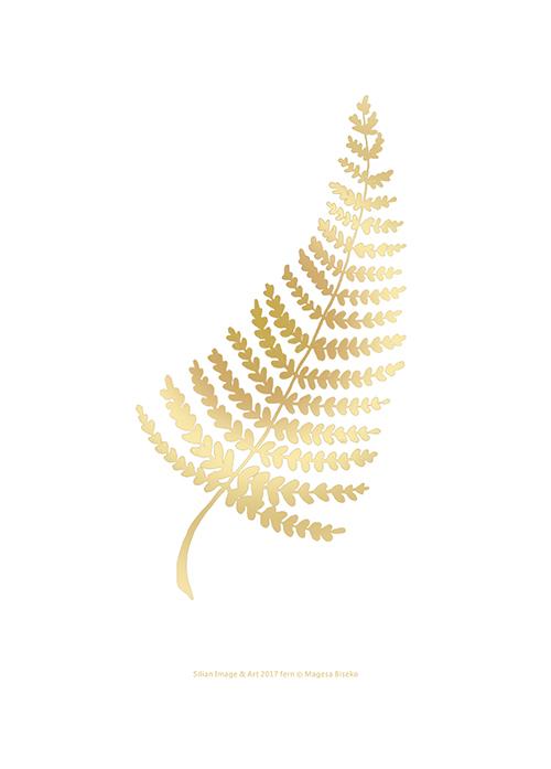 Gold Leaf Ⅷ
