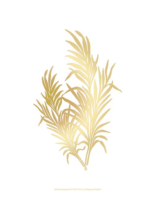 Gold Leaf Ⅵ