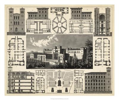 Antique City Plan III