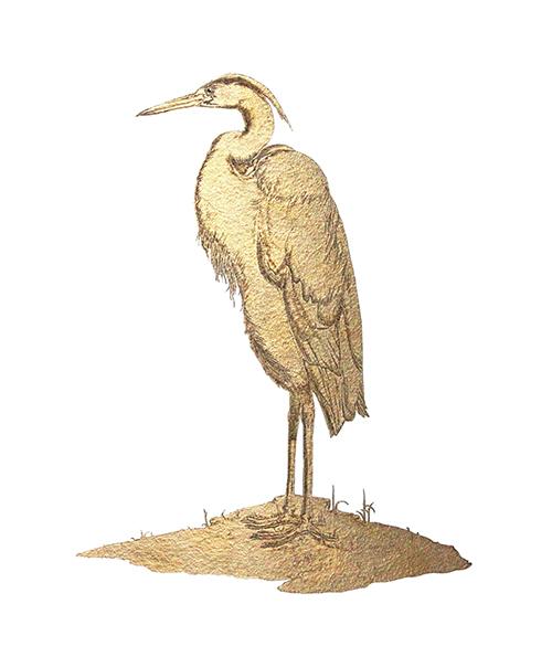 Golden Bird Ⅰ