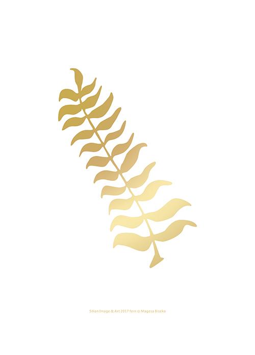 Gold Leaf Ⅰ