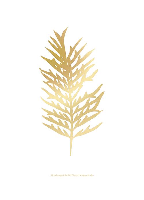 Gold Leaf Ⅴ