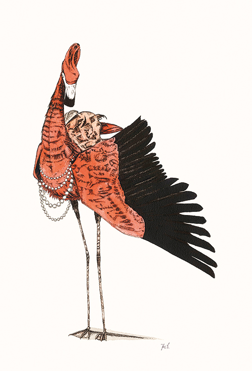 Flamingo Ⅱ
