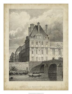 Pavillon De Flore & Pont Royal